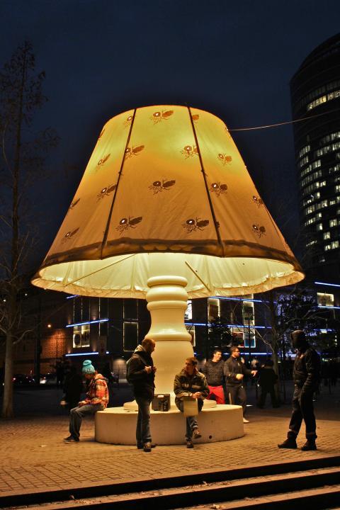 Stadens ljus: Sorgenfri