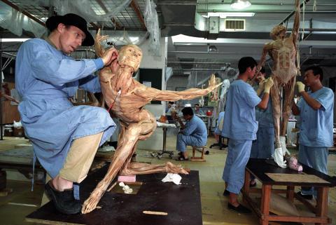 Ett anatomiskt hantverk