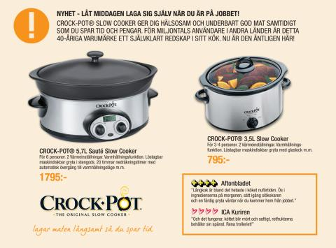Crock-Pot Järnia