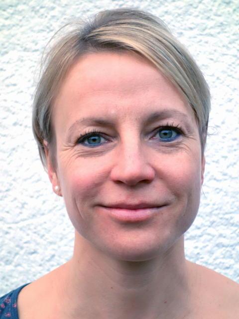 Dipl.-Sportwiss. Claudia Büsgen