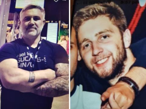 Concern for father and son whose family have been unable to contact them
