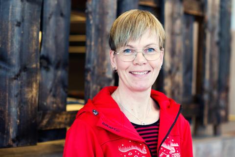 Katti Lundström - ny projektkoordinator för projekt INTILL