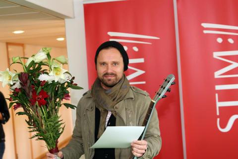 Max Martin tilldelas Polarpriset