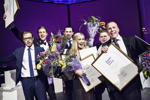 Vinnarna i Bonnier Sales Awards!