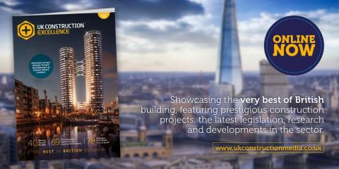 Latest UK Construction Excellence out now