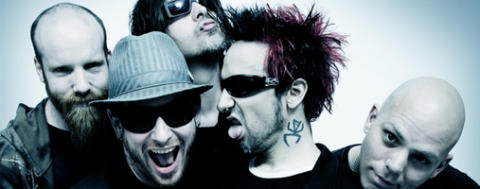 Heavyrock-bandet Stone Sour vender tilbage til VEGA