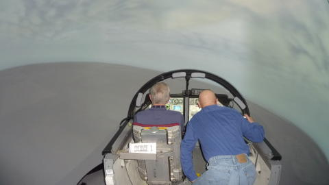 F11 museum - Air science center
