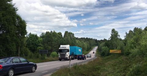 Nytt vägförslag för Landvettervägen