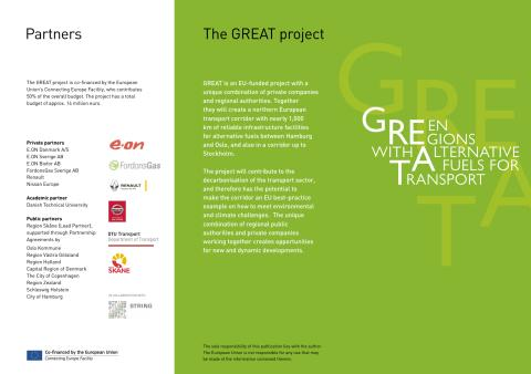 Folder om GREAT-projektet