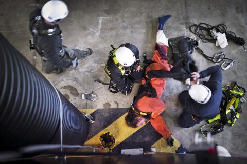 Rope Access Safety Training AB öppnar utbildningscenter med syfte att rädda liv och skapa en säkrare arbetsplats
