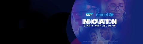 SAP och UNICEF i partnerskap för att driva på ungdomars integration på arbetsmarknaden