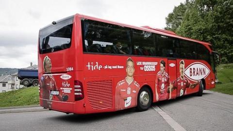 Busser 49 fans gratis på Brann-kamp