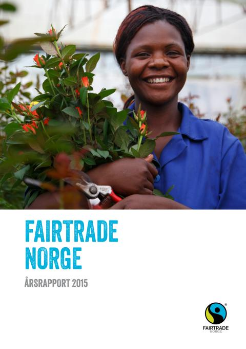 Fairtrade Norges årsrapport 2015