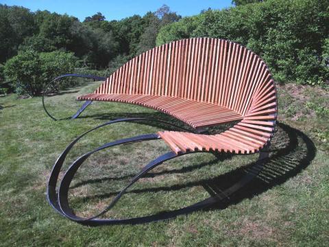 Vernissage i Rottneros Park – Plats att sitta