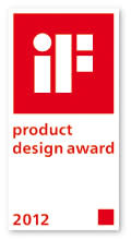 Toyotas lågplocktruck BT Optio L är vinnare av iF product design award 2012: