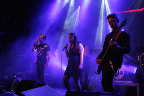 Fuzz Experience i Livekarusellen 2014