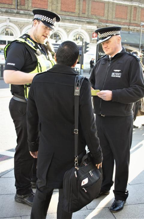 ​Met Police launches anti-terrorism tactic in Wandsworth and Lambeth