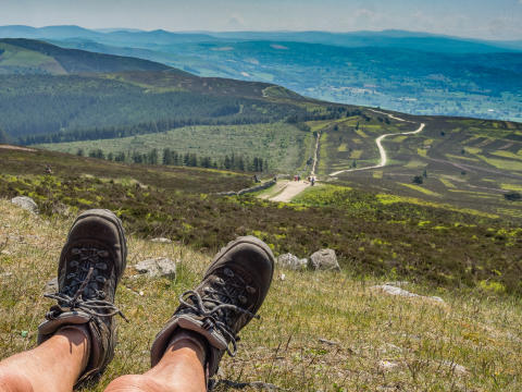 MAKE THE MOST OF THE EASTER – MAY BANK HOLIDAY BREAK ON AN ICONIC WALKING HOLIDAY