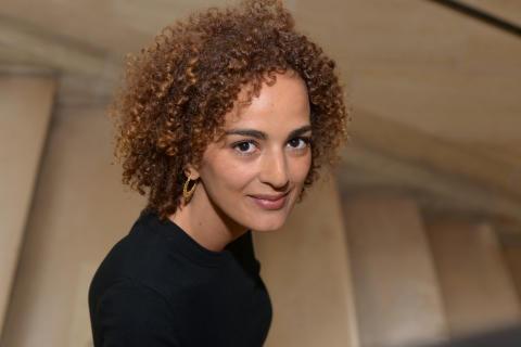 Författarscenen: Leïla Slimani