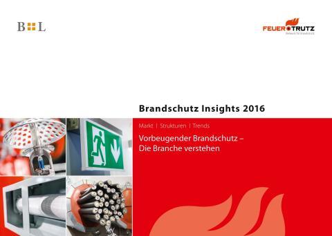 Brandschutz Insights 2016 (Cover 2D/jpg)