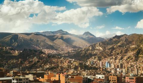 BLOG 6: I de bolivianske bjerge
