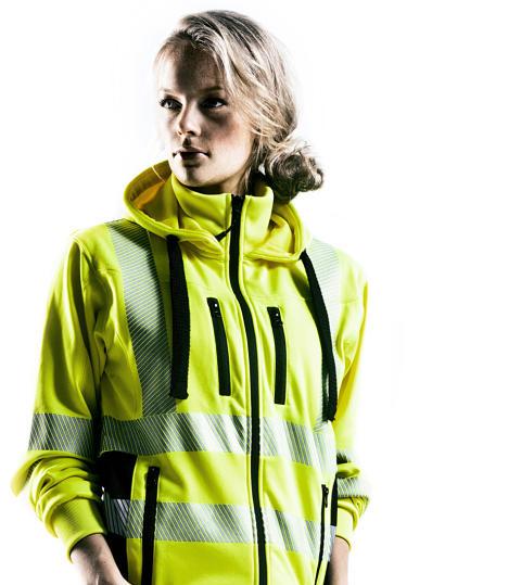 L.Brador lanserar premiumkollektion med Hi-Vis-kläder i funktionsmaterial