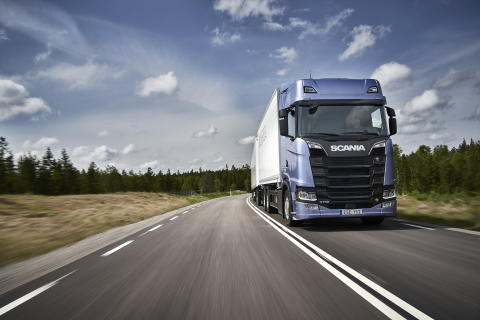 Scania and Northvolt partner for heavy vehicle electrification