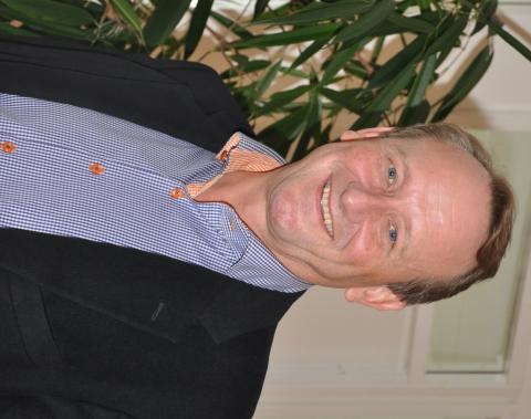 Ilmari Halinen ny chef för ATGs internationella avdelning