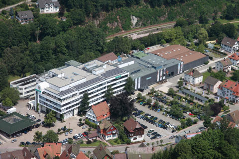 Hansgrohe_Headquarters_Schiltach