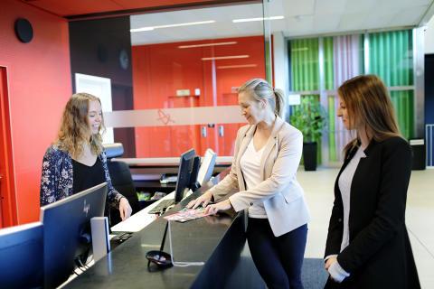 Två miljoner i EU-bidrag till Väsby nya gymnasium