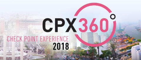 Upplev framtidens cybersäkerhet på CPX 360!