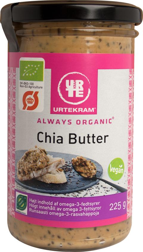 Chia Butter