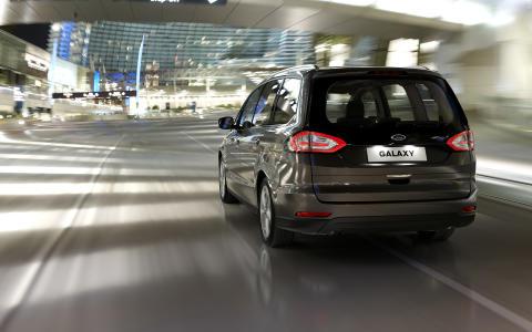 Ny Ford Galaxy - 2