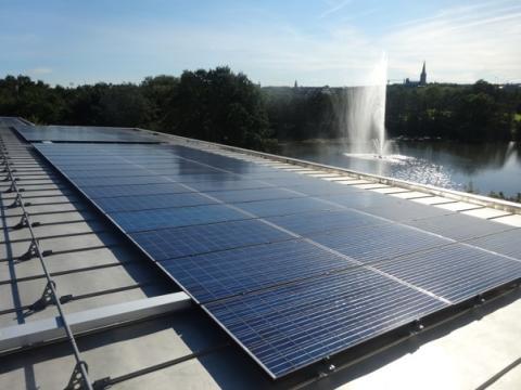 Linköping producerar mest solel