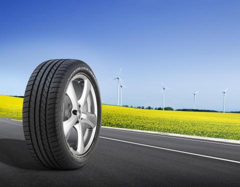 Goodyear EfficientGrip - Rengas säästää polttoainetta ja ympäristöä