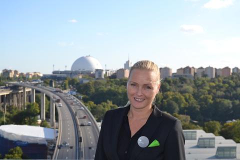 Tia Tuhkunen ny barchef på Clarion Hotel Stockholm
