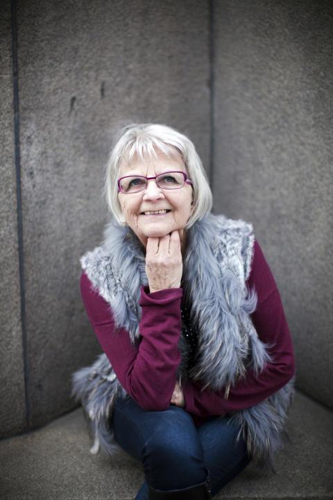 Författarporträtt: Elise Lindqvist