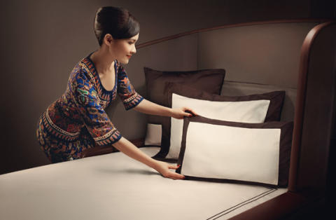 large-flat-bed first class