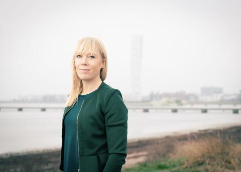 Johanna Persson VD Berendsen