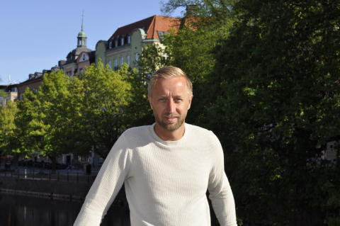 Founder and CEO Mikael Jansson