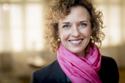 Fem snabba med Johanna Adami, ny rektor på Sophiahemmet Högskola sedan 1 januari