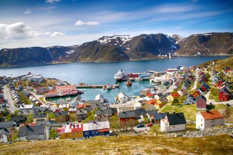 Lofoten och Hurtigruten