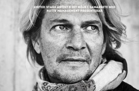 Tommy Nilsson ger sig ut på omfattande Sverigeturné. Han bjuder på en show om kärleken, livet och en dos Rock´n roll.