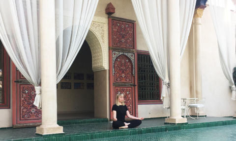 Reisebericht: 5 Tage Urban Marrakech Yoga Retreat