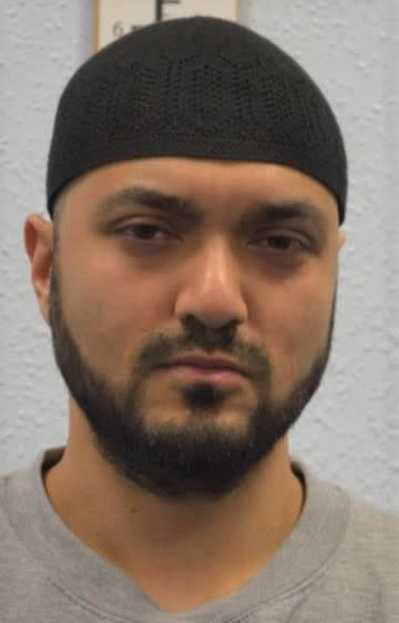 Brother who plotted terrorist attack and sister who kept his secret are convicted