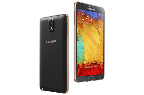 Galaxy Note 3 Rose Gold (2)