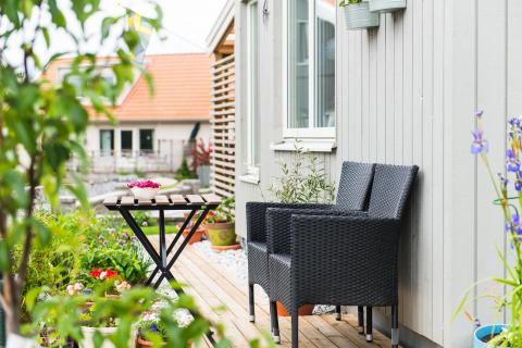 Kryddhyllan 1 i Gårdsten - småhus med äganderätt