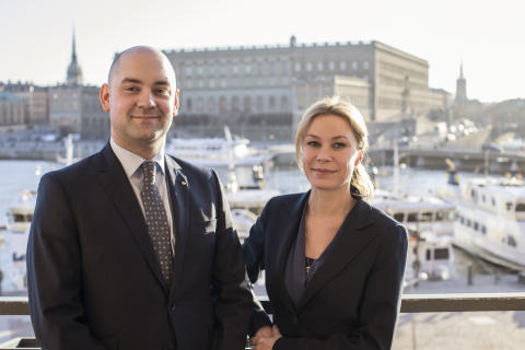 Grand Hôtel appoints two new managers in restaurant and events