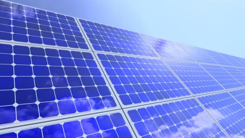 Graphene and related materials inks improve solar cells