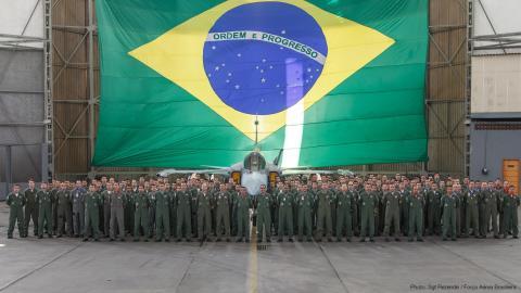 Saab riskerar åtal för mutbrott i Brasilien